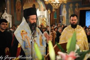 Ο Κίτρους Γεώργιος στον Άγιο Νικόλαο Καλλιθέας (ΦΩΤΟ)