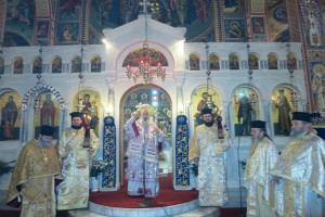 Εορτασμός του Αγίου Νικολάου του Πλανά στη Λαμία