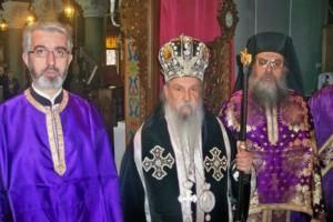Εκκλησιασμός παιδιών στον Άγιο Κωνσταντίνο Λαρίσης