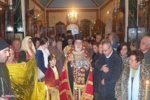 Υποδοχή Λειψάνων των Αγίων Θεοδώρων από το λαό της Σύρου