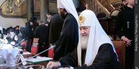 Βασικά σημεία ομιλίας Πατριάρχη Μόσχας στη Σύναξη Προκαθημένων
