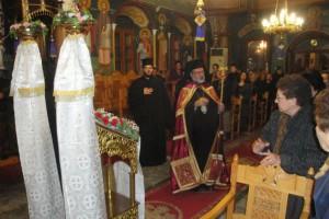 Οι τέταρτοι χαιρετισμοί στη Νίσυρο και τα εγκαίνια τις νέας πνευματικής εστίας