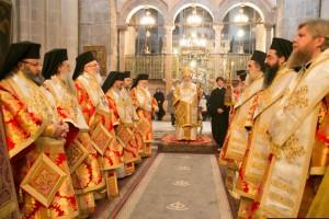 Ονομαστήρια Πατριάρχη Ιεροσολύμων Θεοφίλου