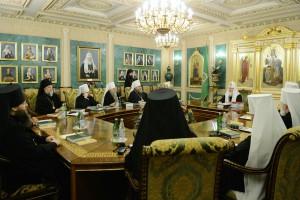 Μόνιμο μέλος της Συνόδου ο Τοποτηρητής της Ουκρανικής Εκκλησίας