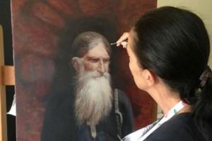 «ΠΟΡΤΡΑΙΤΑ ΤΗΣ ΑΝΘΡΩΠΟΤΗΤΑΣ–ΟΙ ΜΟΝΑΧΟΙ ΤΟΥ ΑΓΙΟΥ ΟΡΟΥΣ» Έκθεση ζωγραφικής στον Ι.Ναό των Αγίων Αποστόλων Ν. Ν. Ουαλίας