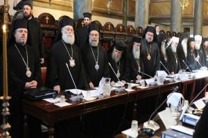 Η προσφώνηση του Πατριάρχη Αλεξανδρείας στη Σύναξη Προκαθημένων