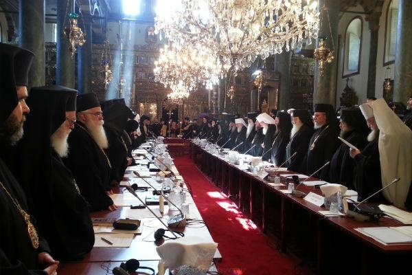 You are currently viewing Στην Κωνσταντινούπολη βρίσκονται  για να συμμετάσχουν στην Πανορθόδοξη  Σύναξη οι:
