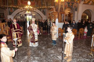 Λαμπρός εορτασμός της Κυριακής της Ορθοδοξίας στην Ι.Μ. Σητείας