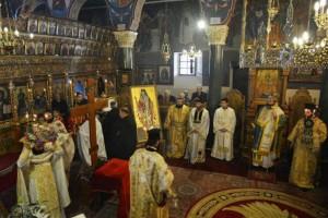 Ο εορτασμός της Κυριακής της Σταυροπροσκυνήσεως σε όλη την Ελλάδα