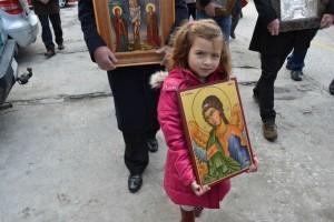 Πάνδημη Λιτανεία την Κυριακή της Ορθοδοξίας στην Τήνο