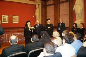 Στήριξη της Ελλάδας και του Πατριαρχείου ζήτησε ο κ. Βαρθολομαίος από τους εκεί ισχυρούς ομογενείς κατά την επίσκεψή του στη Βουδαπέστη