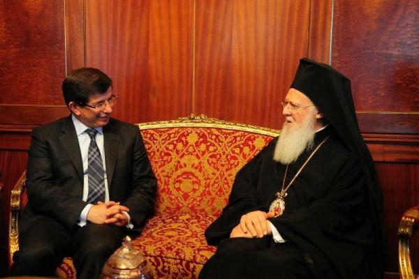 You are currently viewing Ο ΥπΕξ της Τουρκίας χαιρέτησε τη Σύναξη τον Προκαθημένων στο Οικουμενικό Πατριαρχείο