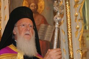 Ο Οικουμενικός Πατριάρχης στην έκθεση για τις απελάσεις τoυ 1964 από την Πόλη