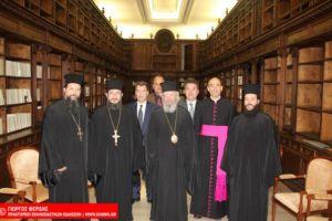 Το Βατικανό ανοίγει τα αρχεία του στην Αποστολική Διακονία