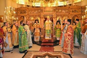 Κυριακή της Ορθοδοξίας στην καρδιά της Ευρωπαϊκής Ένωσης