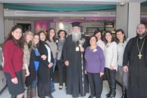 Οι ορθόδοξοι της Ιορδανίας τίμησαν την μητέρα
