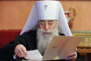 Παραιτήθηκε ο Μητροπολίτης Αγίας Πετρουπόλεως Βλαδίμηρος
