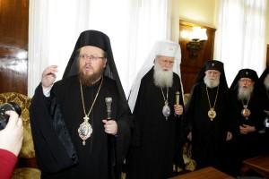 Εξελέγη νέος Μητροπολίτης στην Εκκλησία της Βουλγαρίας (ΦΩΤΟ)