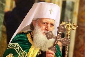 Ο Πατριάρχης Βουλγαρίας στη δεξίωση για τον εορτασμό της 25ης Μαρτίου