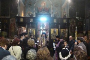 Η εορτή των Αγίων Μαρτύρων Χρυσάνθου και Δαρείας στη Χαλκίδα – ΙΕΡΟΥΡΓΟΥΝΤΟΣ ΤΟΥ ΜΗΤΡΟΠΟΛΙΤΗ Κ. ΧΡΥΣΟΣΤΟΜΟΥ