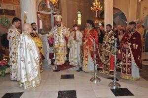 Με λαμπρότητα ο εορτασμός του ιστορικού ναού Αγίου Γεωργίου στο Καματερό ( Φωτό και video)