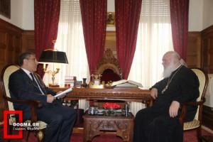 Δεν θέλει το τέμενος στην Αθήνα ο Αρχιεπίσκοπος;