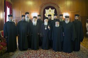 Ο Μητροπολίτης Βεροίας στο Οικουμενικό Πατριαρχείο (ΦΩΤΟ)