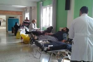 Εθελοντική αιμοδοσία στην Α.Ε.Α.Α