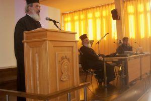 Επιμορφωτικό Σεμινάριο κληρικών στην Α.Ε.Α.Η. Κρήτης