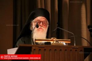 Με ενδιαφέρον παρακολούθησε η πόλη της Θεσσαλονίκης την επίσκεψη του Αρχιεπισκόπου Αλβανίας