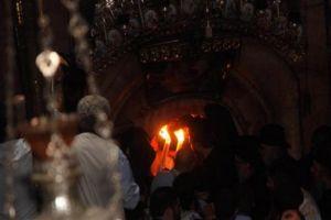 Η τελετή Αφής του Αγίου Φωτός