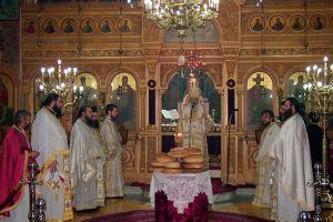 Εορτασμός Αγίων Ραφαήλ, Νικόλαου και Ειρήνης στην Αλεξανδρούπολη
