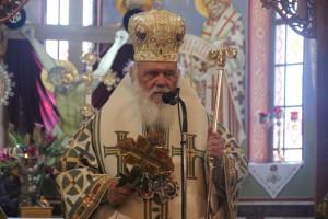 """Αρχιεπίσκοπος: """"Ο καθένας από μας να υπηρετεί τους άλλους"""""""