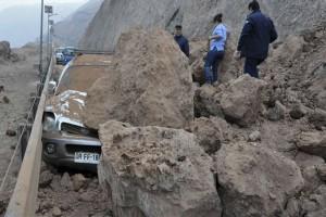 Εικόνες… αποκάλυψης από το σεισμό στη Χιλή
