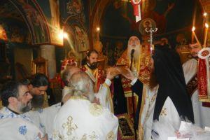 Η μνήμη των Νεοφανών Αγίων Ραφαήλ, Νικολάου και Ειρήνης στην Ι.Μ.Δημητριάδος