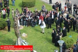 Ο Αρχιεπίσκοπος τίμησε τους αγωνιστες της ΕΟΚΑ