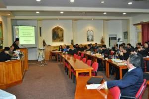 Επιμόρφωση κληρικών αξιολογητών στην Ο.Α Κρήτης