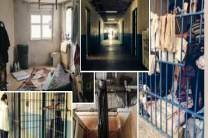 Οδοιπορικό σοκ στο άβατο των κέντρων κράτησης μεταναστών στον Εβρο -Το εξευτελιστικό αποχετευτικό και τα κλουβιά με τις ανθρώπινες ψυχές [εικόνες]