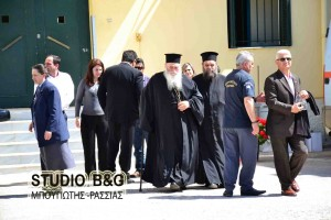 """Ο """"Άγιος"""" των φυλακισμένων στις φυλακές Ναυπλίου και Τίρυνθας"""