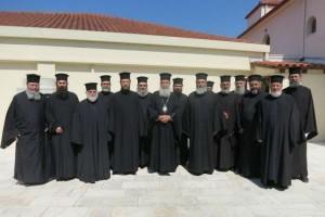 Σύναξη αρχιερατικών επιτρόπων της Ιεράς Μητρόπολης Φθιώτιδος