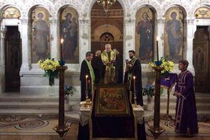 Το μυστήριο του Ιερού Ευχελαίου στην Ι.Μ Γαλλίας