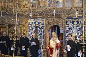Ο Ιερός Νιπτήρας στην Φανερωμένη Λευκωσίας