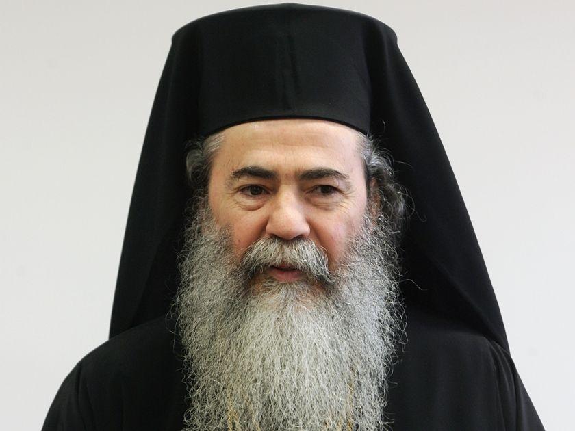 Πασχαλινό μήνυμα Πατριάρχη Ιεροσολύμων Θεοφίλου