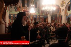 Οδηγίες Αρχιεπισκόπου προς υποψηφίους: Να είστε Διάκονοι