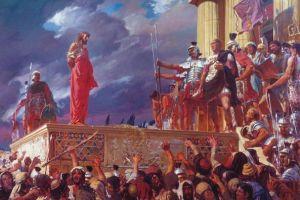 Οι δίκες-παρωδια που οδήγησαν τον Ιησού στον Σταυρό