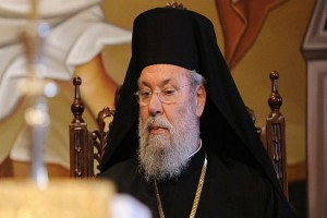 """Αρχιεπίσκοπος Κύπρου: """"Ντροπή τους! Κακεντρέχειες…"""""""