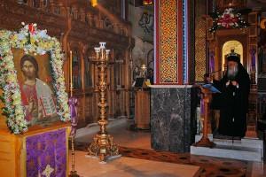 Ο Μέγας Κανών στους Αγίους Αναργύρους Βέροιας