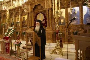 Ιερατική Σύναξη στην Ι.Μ. Καστορίας (ΦΩΤΟ)