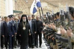 Δοξολογία για την Επέτειο της 1ης Απριλίου στην Κύπρο