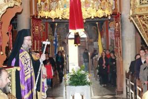 """Κισάμου: """"Χριστιανός σημαίνει κίνηση, πορεία και όχι στασιμότητα"""""""